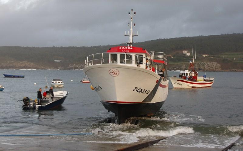 fibramar barco pesca